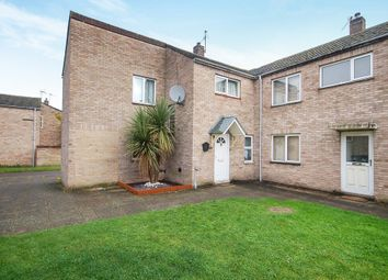 Thumbnail 3 bed end terrace house for sale in St. Johns Way, Thetford