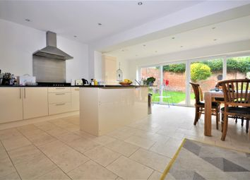 Thumbnail 4 bed town house to rent in Hillside, Portsmouth Road, Esher, Surrey