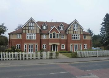 Thumbnail 2 bed flat for sale in Widney Road, Knowle, West Midlands