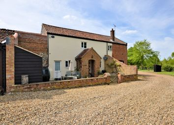 Thumbnail 3 bed cottage to rent in Houghton Lane, North Pickenham, Swaffham