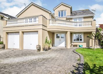 Thumbnail 4 bedroom detached house for sale in Marine Walk, Ogmore-By-Sea, Bridgend