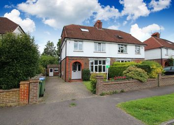 Thumbnail 5 bedroom semi-detached house for sale in Springfield Crescent, Horsham