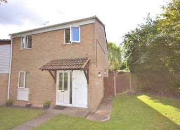 Thumbnail 3 bedroom end terrace house for sale in Ludlow, Bracknell, Berkshire