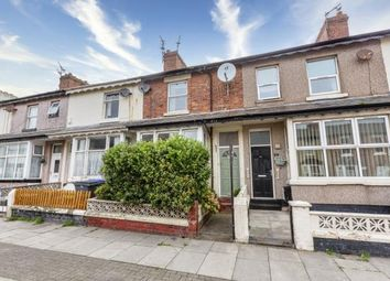 2 bed terraced house for sale in Cocker Street, Blackpool, Lancashire FY1