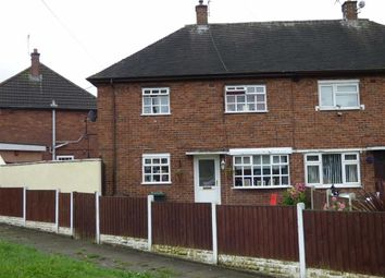 Thumbnail 3 bed semi-detached house for sale in Dorchester Walk, Bentilee, Stoke-On-Trent