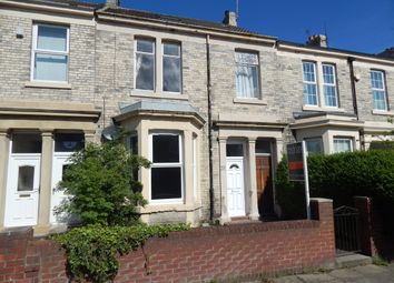 Thumbnail 2 bed flat to rent in Park Crescent, North Shields