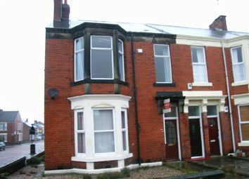 Thumbnail 3 bedroom flat for sale in Rothbury Terrace, Heaton, Newcastle Upon Tyne