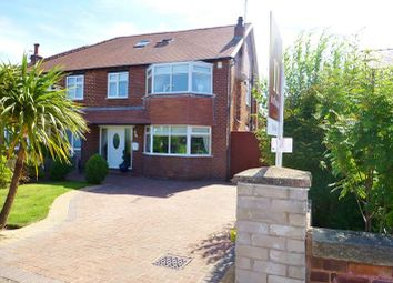 Thumbnail 5 bed semi-detached house for sale in Dunbar Crescent, Southport