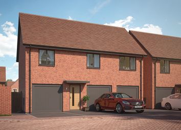 "Thumbnail 2 bed duplex for sale in ""The Loft"" at Crick Road, Hillmorton, Rugby"