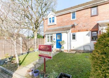 Thumbnail 1 bed end terrace house for sale in Dakin Close, Maidenbower, Crawley, West Sussex