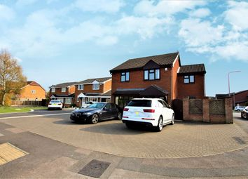Thumbnail 4 bed detached house for sale in Mornington Crescent, Nuthall, Nottingham