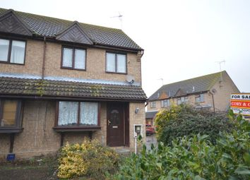 Thumbnail 2 bed semi-detached house for sale in Freshfields, Dovercourt, Essex