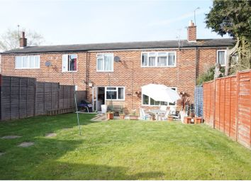 Thumbnail 3 bed terraced house to rent in Burnaby Close, Basingstoke