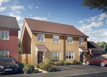 Thumbnail 3 bed semi-detached house for sale in Marsden Crescent, Malvern
