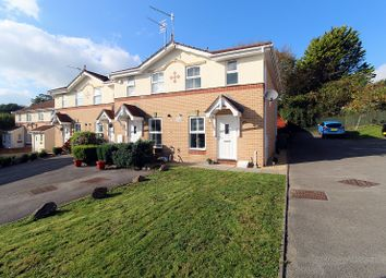 Thumbnail 2 bed end terrace house for sale in Acorn Grove, Church Village, Pontypridd, Rhondda, Cynon, Taff.