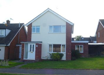 Thumbnail 4 bed property to rent in Boyden Close, Wickhambrook, Newmarket