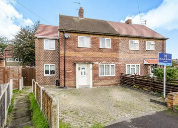 Thumbnail 3 bed semi-detached house for sale in Lea Lane, Featherstone, Pontefract