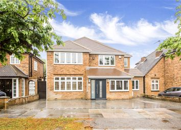 Thumbnail 4 bed detached house for sale in Brockley Avenue, Stanmore, Middlesex