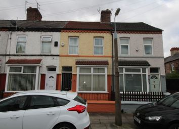 Thumbnail 3 bed terraced house for sale in Woodhey Road, Aigburth