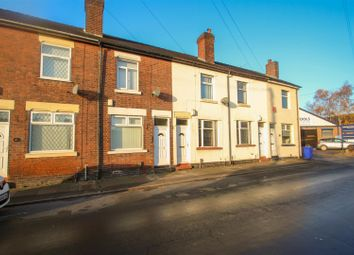 Thumbnail 2 bed terraced house to rent in Manor Street, Fenton, Stoke-On-Trent