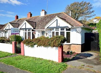 Thumbnail 2 bed semi-detached bungalow for sale in Bannings Vale, Saltdean, East Sussex