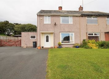 Thumbnail 3 bed semi-detached house for sale in Lingmell Crescent, Seascale, Cumbria