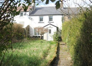 Thumbnail 2 bedroom terraced house for sale in Waenllapria, Llanelly Hill, Abergavenny