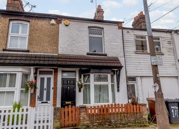 Thumbnail 2 bed terraced house for sale in Walton Road, Bushey, Hertfordshire