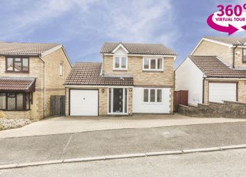 Thumbnail 3 bed detached house for sale in Ashleigh Court, Henllys, Cwmbran