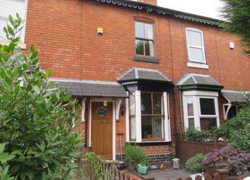 Thumbnail 2 bed terraced house for sale in Heathfield Road, Kings Heath, Birmingham