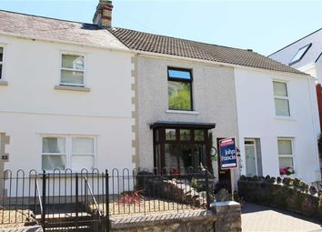 Thumbnail 2 bed terraced house for sale in Castle Road, Mumbles, Swansea