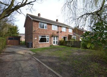 Thumbnail 3 bed semi-detached house for sale in Dereham Road, Mattishall, Dereham, Norfolk.