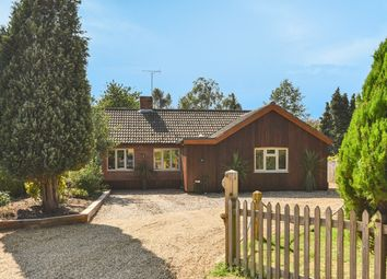 Thumbnail 4 bed detached bungalow for sale in Station Road, Thursford, Fakenham