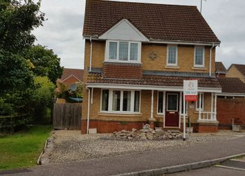 Thumbnail 4 bedroom detached house for sale in Burrough Way, Wellington, Extended Home Offering 4/5 Bedrooms