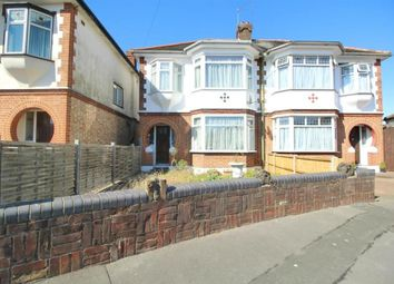 Thumbnail 3 bed semi-detached house for sale in Orchard Crescent, Enfield