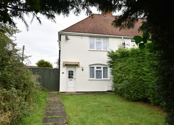 Thumbnail 3 bed semi-detached house for sale in Leys Road, Harvington, Evesham