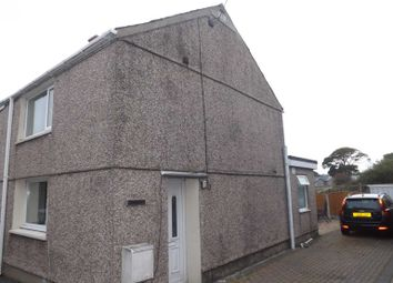 Thumbnail 2 bedroom semi-detached house for sale in Saron, Bethel, Caernarfon