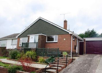 Thumbnail 3 bedroom semi-detached bungalow for sale in Raleigh Road, Ottery St. Mary
