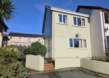 Thumbnail 3 bed end terrace house for sale in Church Close, Yealmpton, Plymouth