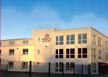 Thumbnail Office to let in Ribban Court, 20 Dallam Lane, Warrington
