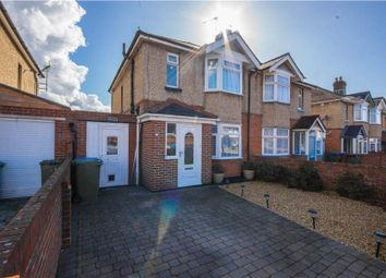 Thumbnail 3 bed semi-detached house for sale in Stanton Road, Southampton