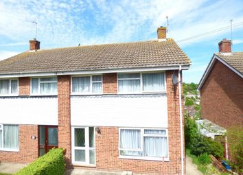 Thumbnail 3 bedroom semi-detached house to rent in Eaves Road, Dover