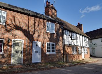Thumbnail 2 bed terraced house for sale in Maydencroft Lane, Gosmore, Hitchin, Hertfordshire