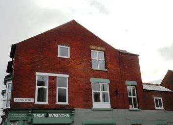 Thumbnail 1 bedroom flat to rent in 38 Woodgate, Leicester