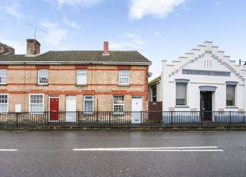 Thumbnail 3 bedroom terraced house for sale in Christchurch Road, Ringwood