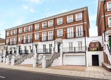 Thumbnail 5 bedroom terraced house to rent in St Marys Place, Kensington, London