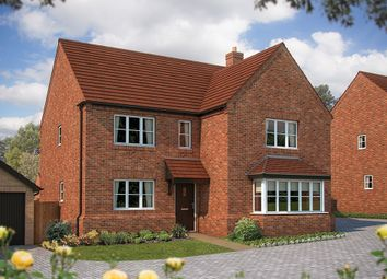 "Thumbnail 5 bed detached house for sale in ""The Arundel"" at Irthlingborough Road, Wellingborough"