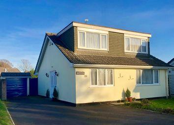 Thumbnail 4 bed detached house for sale in Rectory Avenue, Corfe Mullen, Wimborne