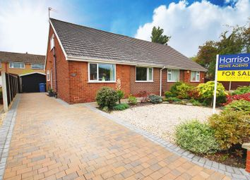 Thumbnail 3 bed semi-detached bungalow for sale in Greenhall Close, Atherton/Over Hulton Boarder, Manchester.