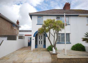 Thumbnail 3 bed semi-detached house for sale in Aubin Lane, St Saviour